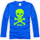 Newest Funny Adults Cotton Printed Long Sleeve T-Shirt
