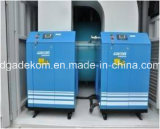 Containerized Screw Compressor Compressed Air System with Fliters (KCCASS-22*2)