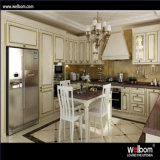 Welbom White Oak Solid Wood Kitchen Cabinet