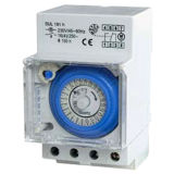 DIN Guide Rail Programmable Mechanical Timer (SUL181h/SYN161a)