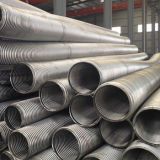 Popular Convoluted Stainless Steel Flex Metal Hose