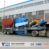 Good Performance and Low Price Portable Mounted Impact Crusher