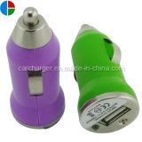 Colorful USB Car Charger for iPhone Sumsung All Mobile Phones (BD-C01)
