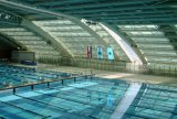 Inground Reinforcing Steel Structure Swimming Pool Recreation Facilities