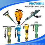 rock driller, drilling tools