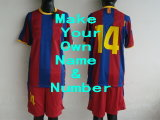 Soccer Stripes (New Barcelona Stripe Jersey)