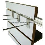 High Quality Melamine Slot MDF Board for Decoration