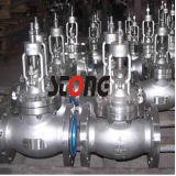 API ANSI BS Stainless Steel Cast Globe Valve for 150lb