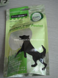 2.65 Oz Stand up Zipper Bag for Animals Treats