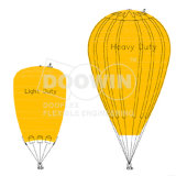 Open Bottom Parachute Air Lift Bags (OBP)