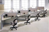 W-Shape Office Workstation System (FOHF-335)
