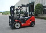 3.0 Ton Nissan Engine LPG Forklift with Triplex Mast