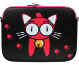 Popular Carton Cat Competitive Neoprene 15′′ Laptop Sleeve