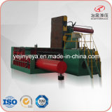 Ydt-200 Hydraulic Aluminum Copper Steel Metal Scrap Baling Machine