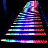 8 Section LED Bar, 240PCS RGB LED Wall Wash, LED Effect Light