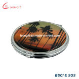 Factory Custom Logo Compact Mirror for Promotion