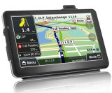 New Model 5 Inch Car GPS Navigation System
