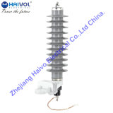 Polymeric Housed Zinc Oxide Lightning Arresters Without Gaps 5ka 3-36kv