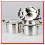 Belly Shaped Cookware Set