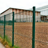 China Wholesale Powder Coated Galvanzied Garden Fence (WMF)