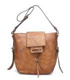 Vintage Handmade Leather Handbags Designer Handbags (LDO-16088)