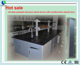 Hot Sale Lab Island Bench with Electric Box and Sink
