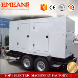40kw/50kVA Perkins Powered Super Silent Diesel Generator with Ce & ISO