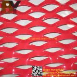 Architectural Wall Covering Powder Coated Expanded Sheet