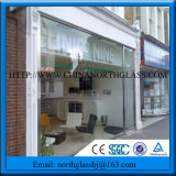 15mm Jumbo Size Tempered Glass for Shopfront