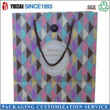 Customized Fashion Bags Paper Shopping Bag