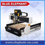 High Quality Mini Desktop 6090 Wood CNC Router for Metal