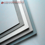 Grey and White Extruded PVC Hard Sheet Manufacture