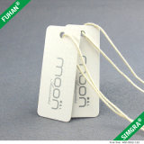 Die Cut Rounded Corners Hang Tags for Clothing