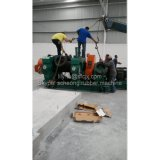 Waste Tire Recycling Powder Line Recycled to Rubber Powder