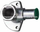 Screw Fittings for Multilayer Pipes Wall Plated Elbow 2