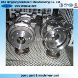 CNC Machining Sand Casting Stainless Steel Pump Casing