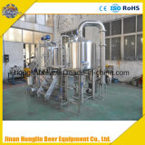 Easy Operating Home Brewing Small Beer Brewery Equipment Brewery System