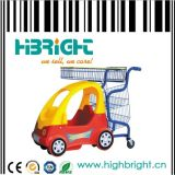 Store Kids Shopping Trolley Cart