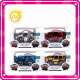 Pull Back Alloy Cartoon Toy Die-Cast Car 1: 36 Scale