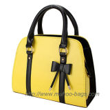 Fashion PU Leather Lady Bag for Shopping (MH-6042)
