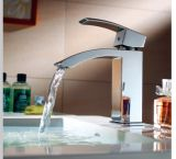Luxury Single Lever Basin Water Faucet (DH37)