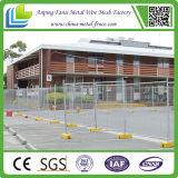 2015 China Factory 2.1mx2.4m Galvanised Temp Fence