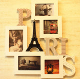 European Style Combined Wooden Photo Wall Frames