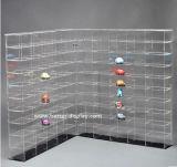 Clear Acrylic Display Box for Car Model (BTR-Y5001)
