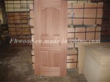 Decorative Natural Wood Veneered Door Skin