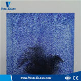 3-12mm Patterned/Figured Glass/Clear Tempered Building Glass