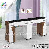 Hot Sale Nail Beauty Double Nail Tables Km-N0331-2