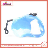 Durable Dog Lead Retractable Dog Leash in Pattern Blue and White