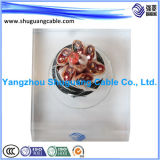 Overall Screened/XLPE Insulated/PVC Sheathed/Armoured/Instrument Cable