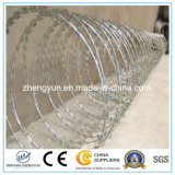 5.5mm Hot Rolled Steel Concertina Barbed Wire Rod Coils